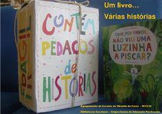 Histórias epe 3º período  Trabalho realizado pelos grupos/turma da EPE do AEMC, no âmbito da promoção da leitura - bibliotecas escolares - no 3º período de 2013/14.