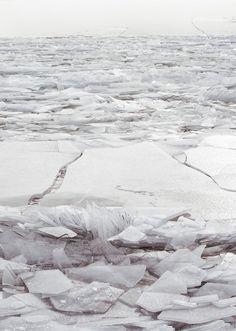 Break the ice.