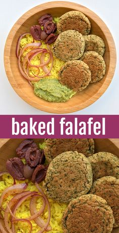 Baked Falafels   The Urben Life