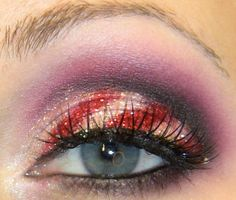 Just in time for Christmas with the Candy Cane eyes!