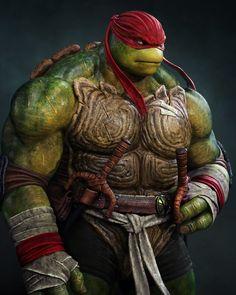 Ninja Turtles 2014, Ninja Turtles Movie, Teenage Mutant Ninja Turtles, Ninga Turtles, Comic Books Art, Comic Art, Tmnt Wallpaper, Art Ninja, Digital Art Gallery
