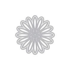 The Hero Arts Paper Layering Daisy is a pop-up die with matching Frame Cut. The pop-up die has cut and score lines, allowing you to create elegant dimensional paper designs. Fold the cuts back to r…