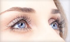 If you've dreamed of having long, full eyelashes but haven't found a mascara yet that fits the bill, Latisse may be the solution for you. Long Thick Eyelashes, Longer Eyelashes, Mink Eyelashes, Eyelashes Grow, Natural Eyelashes, Permanent Makeup, Clear Mascara, Eyelash Lift And Tint, Beauty Secrets