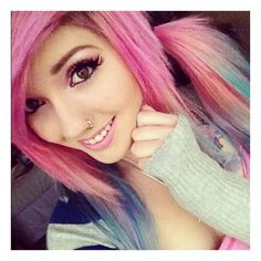 Leda Monster Bunny ❤ liked on Polyvore featuring accessories, hair accessories, hair, girls, people, leda and leda muir