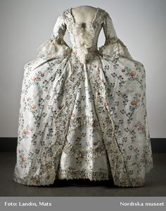 The Ornamented Being:  18th century - Nordiska Museet