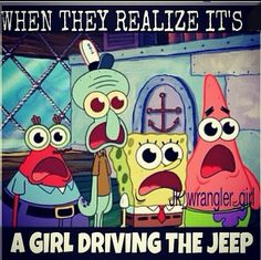 Jeep girls