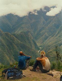Above the Urubamba, Inca Trail, Peru Copyright: Hugh Siegel