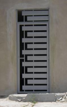 Steel Gate Design, Main Gate Design, Door Gate Design, House Gate Design, Wrought Iron Security Doors, Steel Security Doors, Metal Gates, Wrought Iron Gates, Window Grill Design