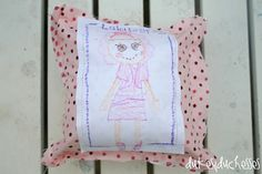 I love these tips for teaching kids how to sew!