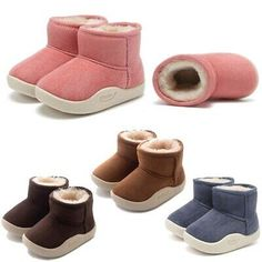 Baby Booties, Baby Shoes, Toddler Snow Boots, Winter Snow Boots, Baby Winter, Infant, Booty, Warm, Best Deals