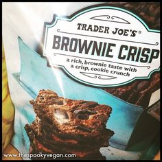 The Spooky Vegan: Top Five New Vegan Products from Trader Joe's