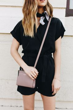 Minimalist Summer Outfit