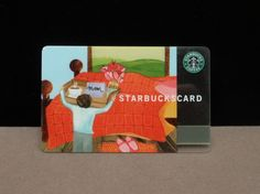 Starbucks Card: Mother's Day card X