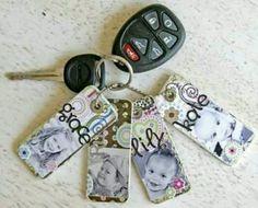 Key chains!