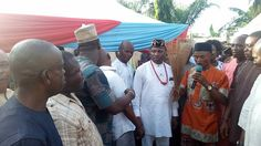 Today was crème de la crème convocation of the All Progressive Congress (APC) Oron Nation.  It was indeed a gathering of stakeholders and other party faithful who came together to pay solidarity to one of the senior citizens of Oro Nation who is also the Federal Commissioner representing Akwa Ibom State in the National Population Commission His Excellency (Engr.) Benedict Ukpong. The convocation witnessed great men of goodwill and sound political ideology in the likes of: Sir Alex Nyong…
