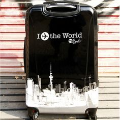 Best Travel Luggage, Luggage Suitcase, Travel Bag, Business Travel, Wheels, Unisex, Mirror, Store, Hot
