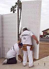 Ez pocket door system pocket door slide appliance garage for Sip house cost