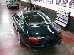 1997 Jaguar XK8 Classic Coupe - Lou Guthry Motors