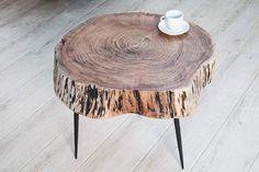 HINDI - ekologiskt soffbord i akacieträ med organiska former Eco Furniture, Solid Wood Furniture, Interior Decorating Tips, Interior Design, Goa, Acacia, Ventura Design, Style Rustique, Wood Design