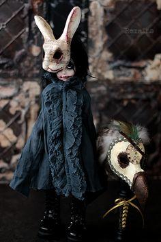 OcéanoMar - Art Site: Remains Dolls 廃ホテルを彷徨う小さな幽霊