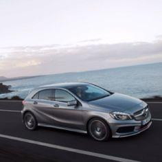 The new Mercedes A-Class