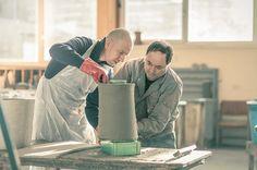 Making of Eternit Gehäuse Estragon gmbh