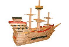 Kapla Building Blocks & Ka Pla Transport Designs