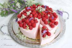 milk&jelly dessert