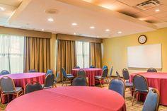 En Comfort Suites Hotel de Miami, damos la bienvenida a diferentes y variados grupos. Los salones en nuestro hotel son amplios y aptos para todos nuestros huéspedes. Nuestras salas de conferencias son perfectas para cualquier tipo de evento, desde reuniones de negocios hasta reuniones sociales.  Para obtener más información, visita http://comfortsuitesmiami.blogspot.com/2014/07/eventos-y-bodas-en-miami-florida.html.