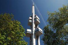 Kudy z nudy - Televizní věž Žižkov - Tower Park Praha
