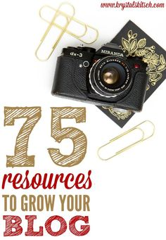 Need a blog boost? Try these blog resources to upgrade your website!