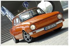 Skoda 100 Foto Cars, Cool Bugs, Car Tuning, Cars And Motorcycles, Motorbikes, Techno, Dream Cars, Chevy, Volkswagen