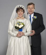 Coronation Street: Roy and Hayley's wedding goes off the rails!