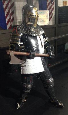 Early 15th Century Italian Armour