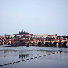 CLARENCE et JUDE - Petite escapade à Prague...