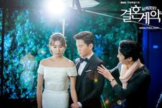 Uee and Lee Seojin for Marriage Contract