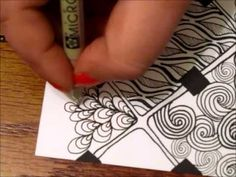 ▶ Blocks and Blocks of Tangles - YouTube