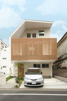 注文住宅で実現する理想の外観デザイン テラジマアーキテクツ 建築家作品集