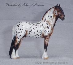 cm breyer horse