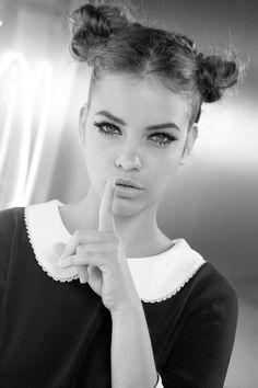 "Barbara Palvin for L'Oréal Paris ""Miss Manga"" Campaign"