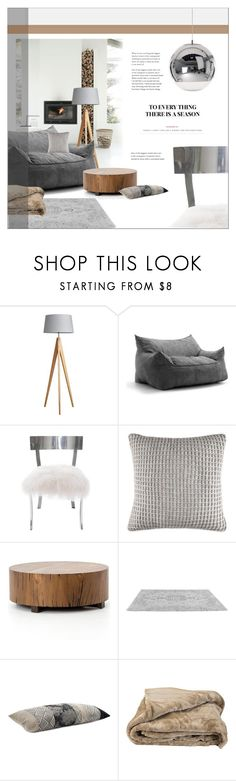 """""""Winter Home design"""" by laste-co ❤ liked on Polyvore featuring interior, interiors, interior design, home, home decor, interior decorating, Big Joe, Nautica and Tom Dixon"""