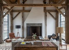 Un blog de decoración a mi manera... : Hudson House by Jennifer Bunsa.