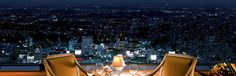How's that for a view?! Tallest Building in Japan: Landmark Tower, Yokohama Royal Park Hotel | Restaurants & Bars