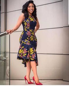 Stay Stylish In Unique Ankara Styles - Ankara collections brings the latest high street fashion online Unique Ankara Styles, Ankara Styles For Women, Ankara Dress Styles, Ankara Dress Designs, African Fashion Ankara, Latest African Fashion Dresses, African Print Fashion, African Prints, Latest Ankara Dresses