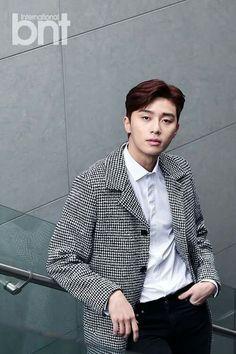 bnt Interview ParkSeo-joon