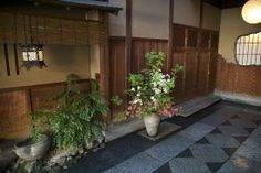 """Ryokan """"Hiiragiya"""" in Kyoto"""