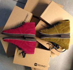 #lerews #comebacktofuture #colors #shoes #madeinitaly