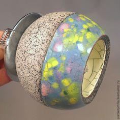 Купить Точечный светильник - керамический шарик в комплект к плитке - керамический плафон, керамические люстры