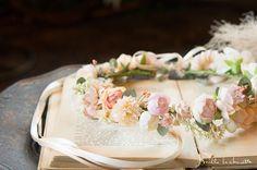 アプリコットピンク花冠