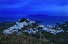 Serifos island in Cyclades. What A Wonderful World, Greek Islands, Wonders Of The World, Trip Planning, Greece, Beautiful Places, Around The Worlds, Photo And Video, Water
